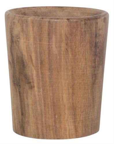 ib-laursen acacia houten beker hoog 9 cm diameter 9 cm.5jpg