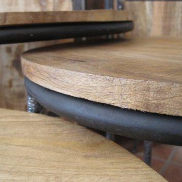 Bijzet-salon tafels