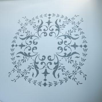 jdl mandala stencil sjabloon 60x60 cm diameter 120 cm4