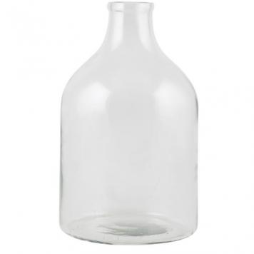 ib-laursen glazen vaas model fles hoog 27.5 cm diameter 16.5 cm.jpg1