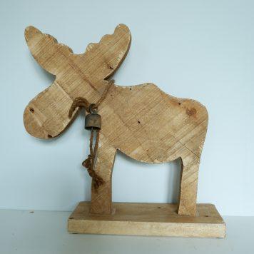 moose old wood hoog 41 cm breed 38 cm diep 9 cm