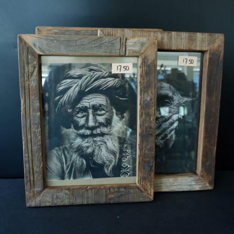 fotolijst truckwood 34 x 26 cm voor foto 20 x 28 cm 30