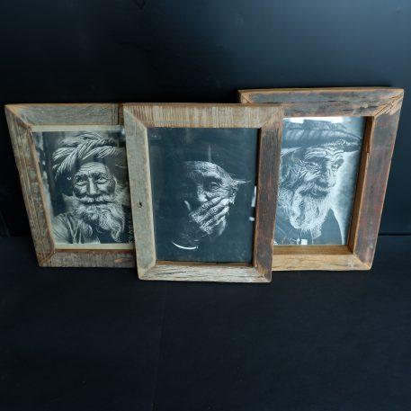 fotolijst truckwood 34 x 26 cm voor foto 20 x 28 cm 33