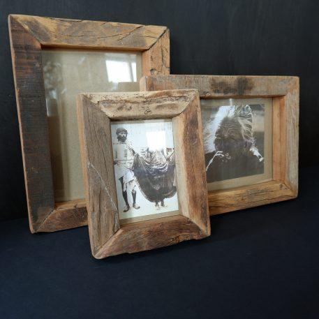 fotolijst truckwood diep 25 x 20 cm 35 x 27 cm