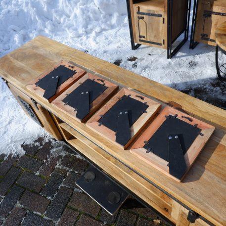 fotolijst truckwood voor foto 13 x 18 cm of 10 x 15 cm sleeperwood barnwood oud houten fotolijst2