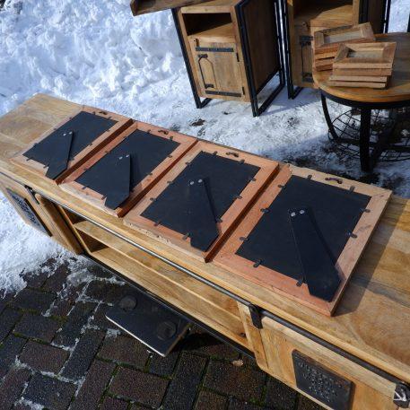 fotolijst truckwood voor foto 20 x 28 cm sleeperwood barnwood oud houten fotolijst2