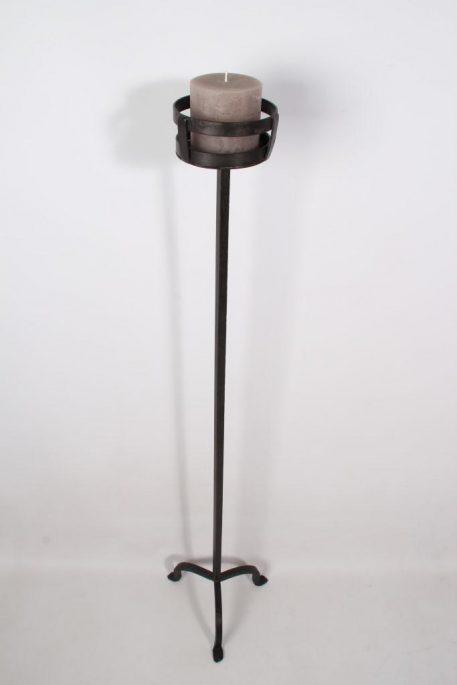 gietijzeren kandelaar eddy hoog 126 cm diep 26 cm breed 29 cm4