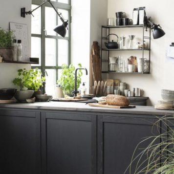 Mooi in de keuken