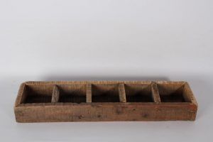 barnwood 5 vaks dienblad breed 60 cm diep 15 cm truckwood railway wood