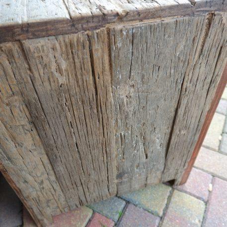 tv dressoir 4 deuren vergrijsd hout hoog 55 cm breed 180 cm diep 45 cm barnwood truckwood railway wood tv meubel7