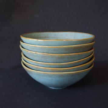 dunes bowl light blue diameter 18 cm hoog 6.5 cm ib-laursen bowl light blue dunes3